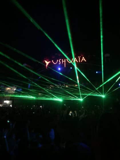 Festas e baladas em Ibiza