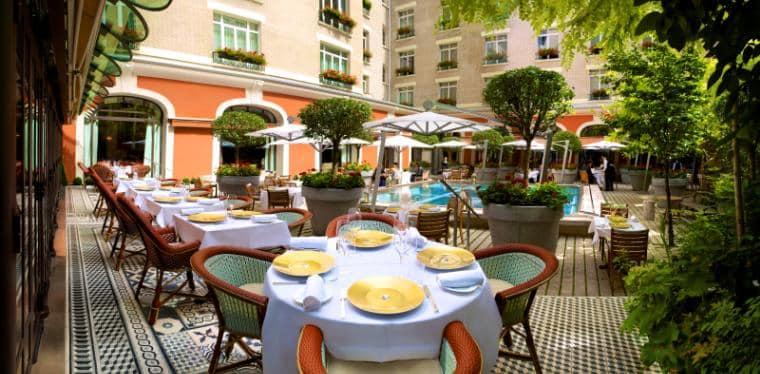 Royal monceau - La cuisine hotel royal monceau ...