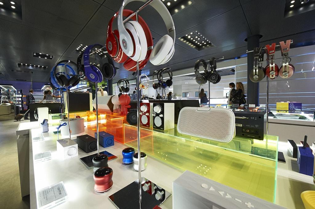 Top 12 concept stores didi krepinsky for High tech milano
