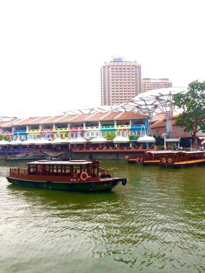 Clarke Quay, Singapura
