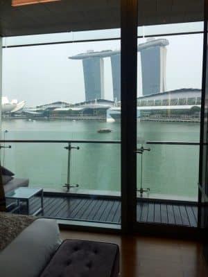 Onde se hospedar em Singapura - The Fullerton Bay Hotel