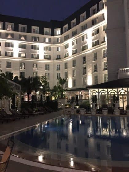 Onde se hospedar em Hanoi - Sofitel Metropole Legend