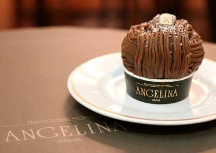 Angelina - As Melhores Padarias e Confeitarias de Paris