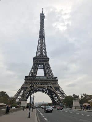 Tour Eiffel, em Paris - França