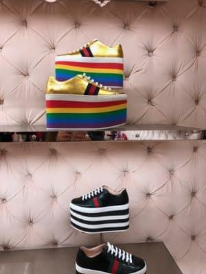 Onde fazer compras em Paris, Maison Michel, 55 croisette, Lucien Pellat Finet e Colette - França
