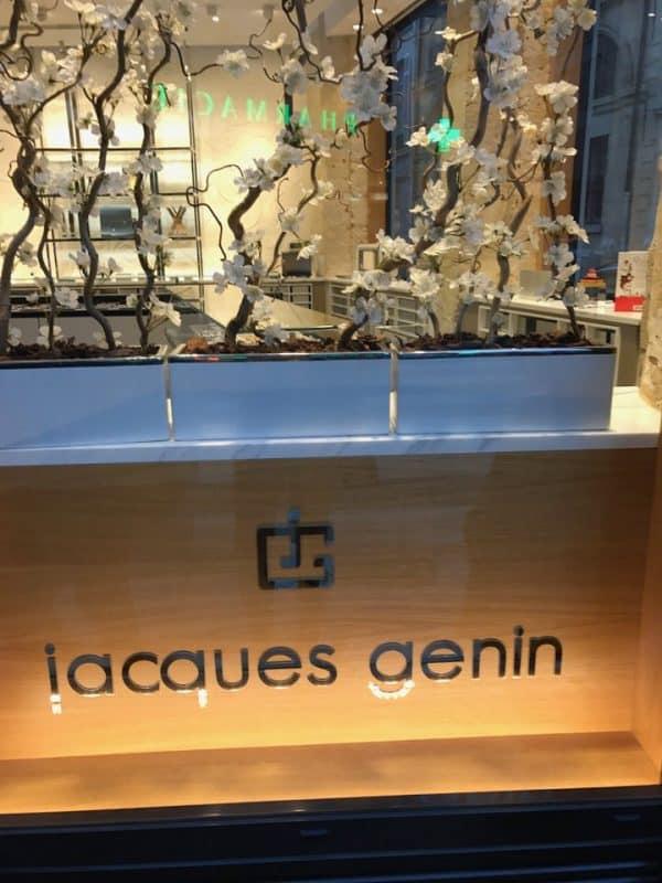 Jacques Génin - As Melhores Padarias e Confeitarias de Paris