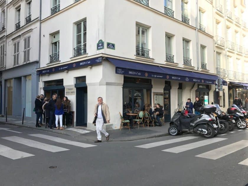 Breizh Café, La Crêpe Autrement - As Melhores Padarias e Confeitarias de Paris