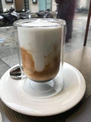 Cafe Trussardi - Milão, Itália