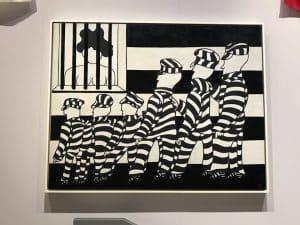 Exposição de William Copley - Fondazione Prada, Milão