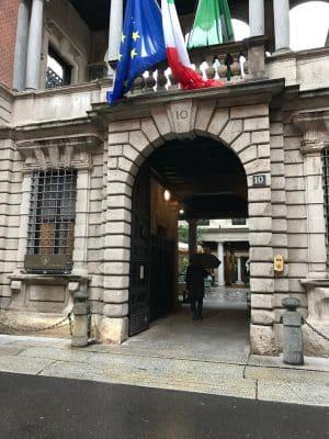 Onde comer em Milão - Il Salumaio di Via Montenapoleone