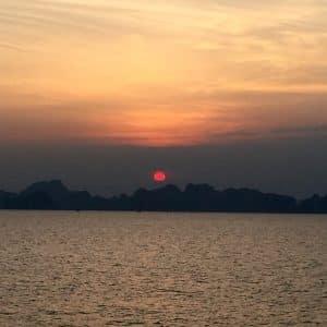 Bike Tour em HaLong Bay, Vietnã