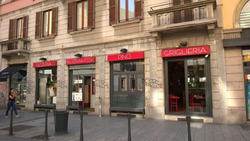 Onde comer em Milão - Malastrana Rossa / PINO