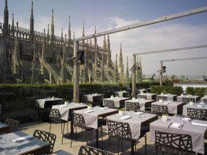 La Rinascente - Milão, Itália