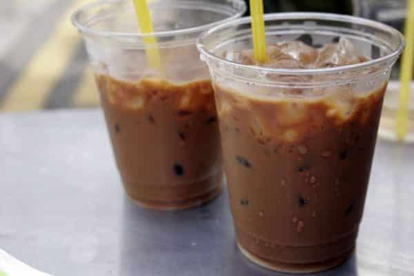 Iced Coffee em Hanoi, Vietnã