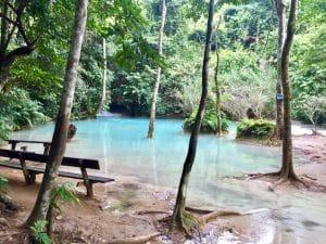 As cachoeiras de Luang Prabang, Kouang Si Waterfalls - Laos