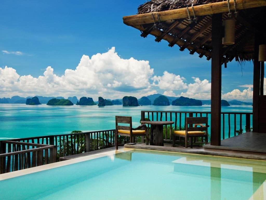 Onde se hospedar em Phuket, Six Senses Yao Noi, Tailândia
