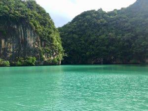 Passeios em Yao Noi, Ilha Ko Hong, Tailândia