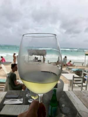 Drink da Posada Margherita, Tulum, México