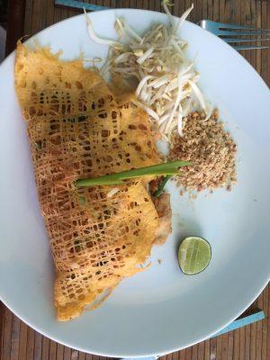 Onde comer em Laem Tong Beach, Seavola Resort & Spa, Tailândia