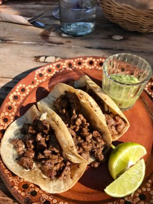 Onde comer em Tulum - Restaurante Nômade Grill, México