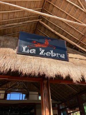 Hotel La Zebra, Tulum, México