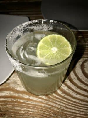 Drink da Casa Jaguar, Tulum, México