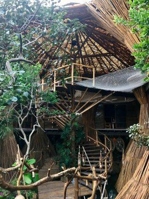 Azulik Eco Resort, Tulum, México