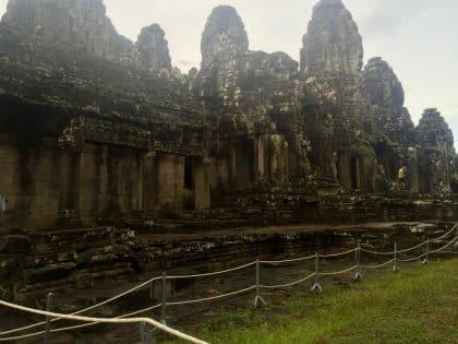 Templo Bayon, Budismo, Angkor World Heritage, Império Khmer, Siem Reap, Camboja