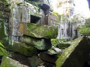 Templo Ta Prohm, The Jungle Temple, Lara Croft Tomb Raider, Siem Reap