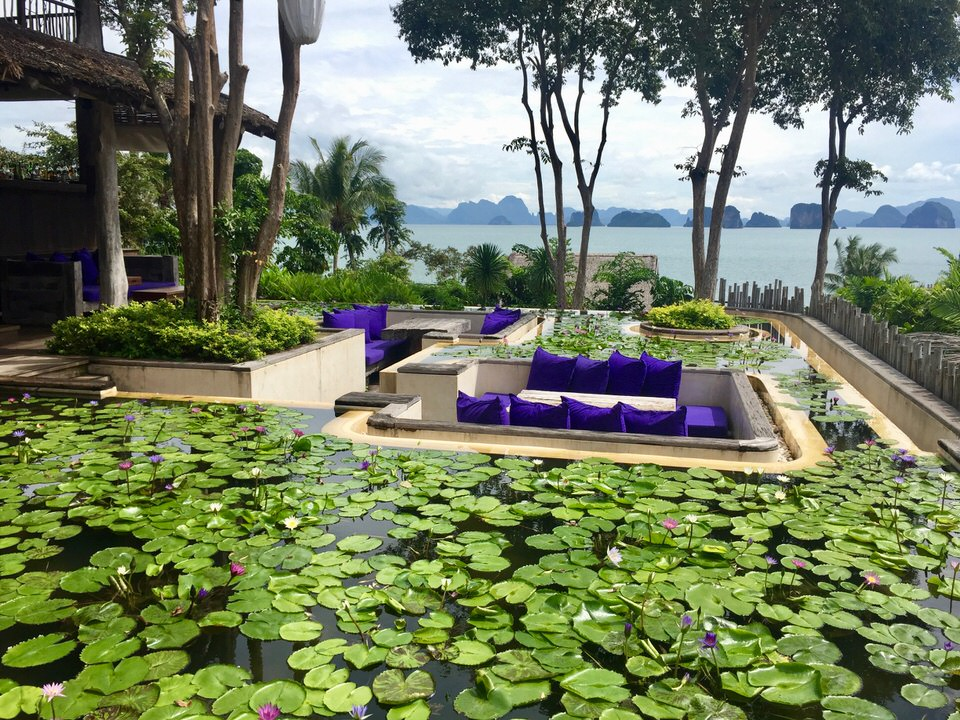 Bares em Yao Noi, The Den, Six Senses Yao Noi, Tailândia
