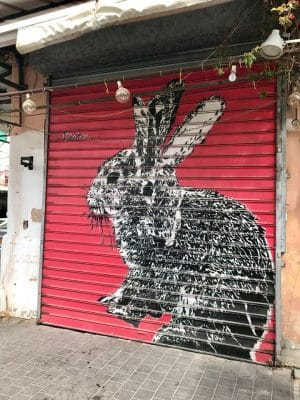 Shuk HaPishpushim é um mercado de pulgas a céu aberto em Jaffa, Tel-Aviv Israel
