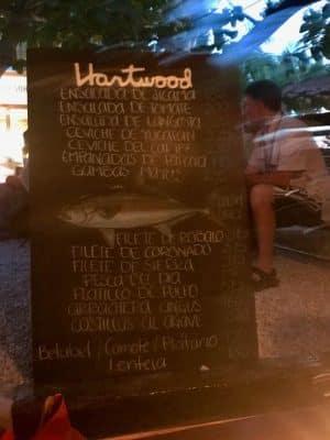 Onde comer em Tulum - Restaurante Hartwood, México