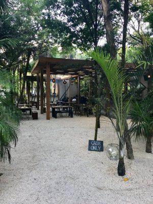 Onde comer em Tulum - Restaurante Arca, México