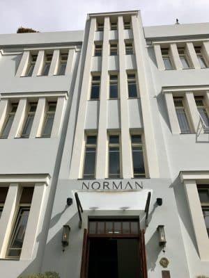 Hotel The Norman, em Tel-Aviv, Israel