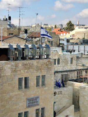 Jewish Quarter, bairro em Jerusalém
