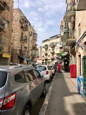 Mahane Yehuda Market, mercado ao ar livre em Jerusalém