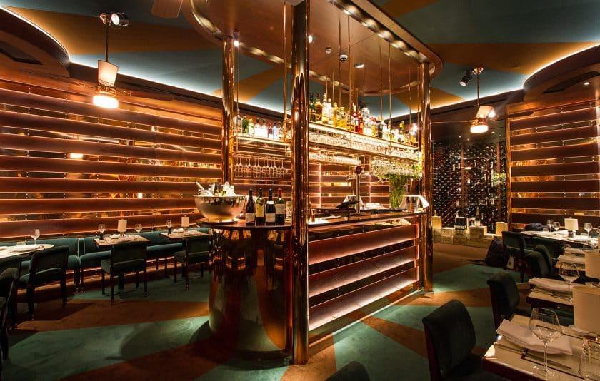 Onde Comer em Londres - Casa Cruz