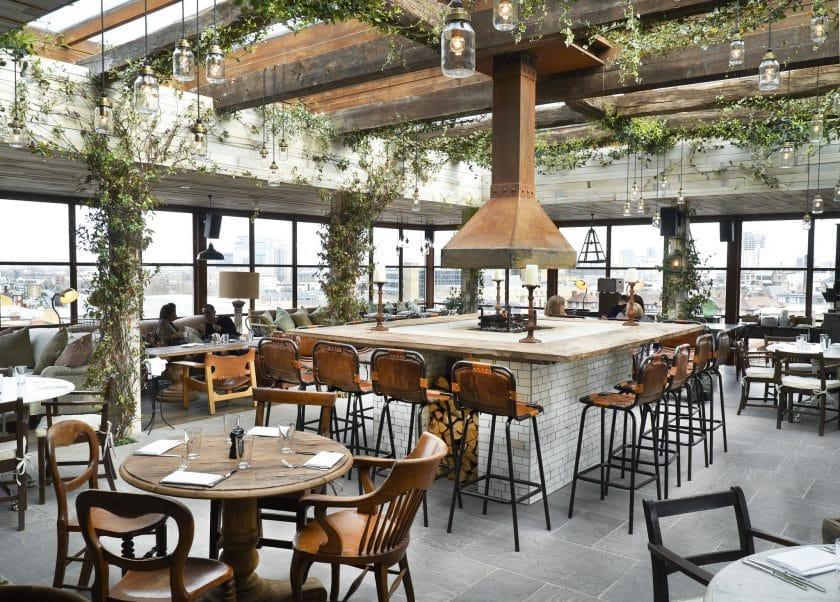 Onde Comer em Londres - Shoreditch House