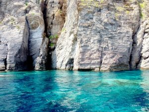 Cala Yunco - Panarea, Itália