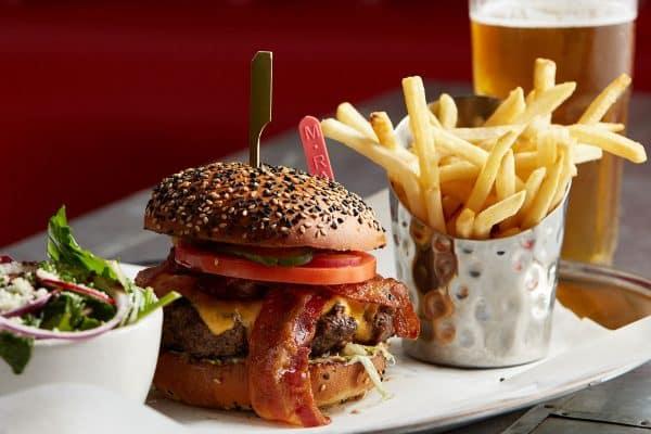 Onde Comer em Londres - Burger and Lobster