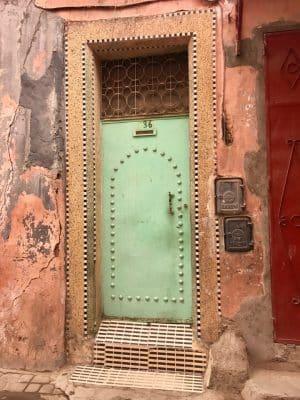 Medina - Marrakech, Marrocos