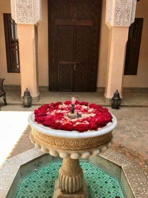 Riad Kniza - Marrakech. Marrocos