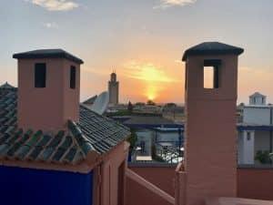 Riad Farnatchi - Marrakech, Marrocos