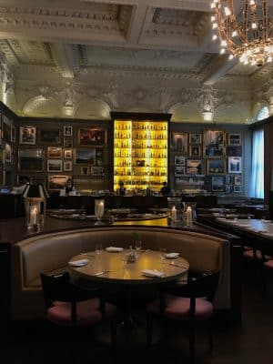 Londres - The London Edition - Berners Tavern