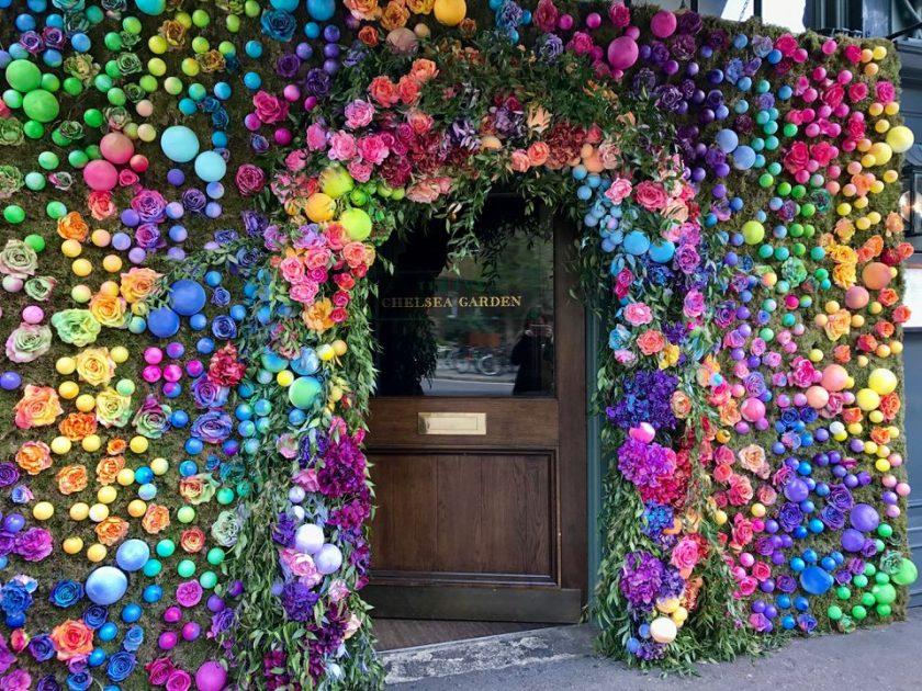 Londres - The Ivy Chelsea Garden