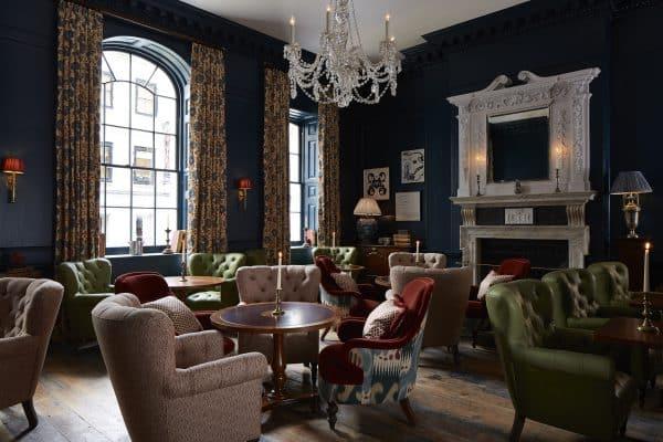 Bares e Baladas em Londres - Soho House