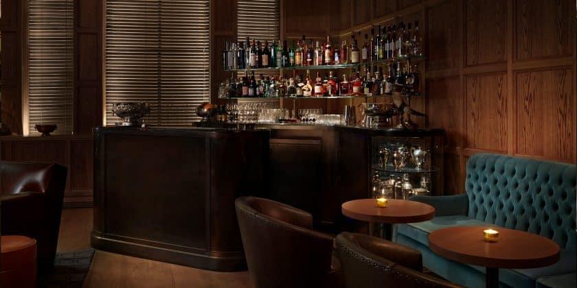 Bares e Baladas em Londres - Punch Room