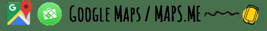 melhores apps para viagem, aplicativos, google maps, maps me