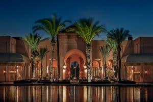 Hotéis em Marrakech - Amanjena