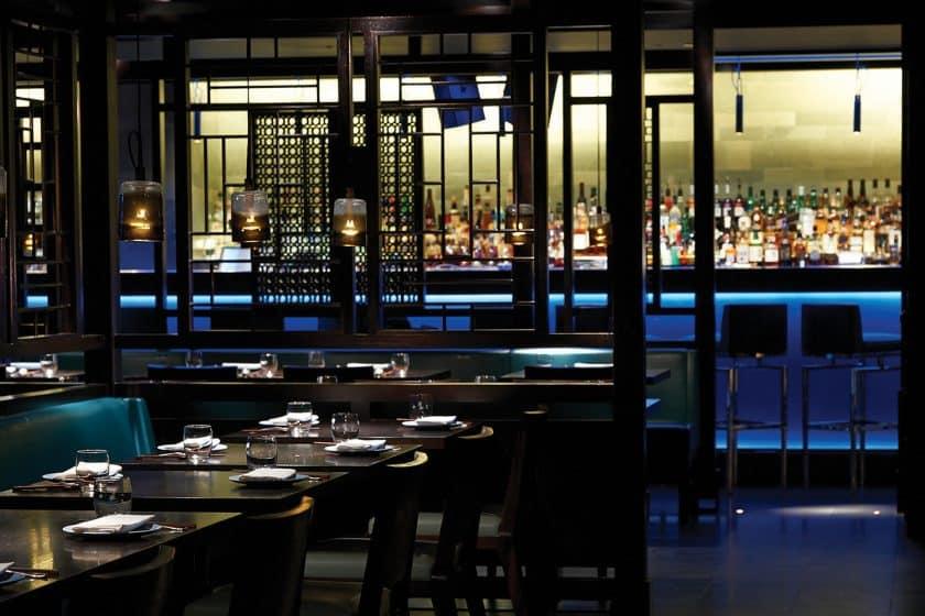 Onde Comer em Londres - Hakkasan Mayfair